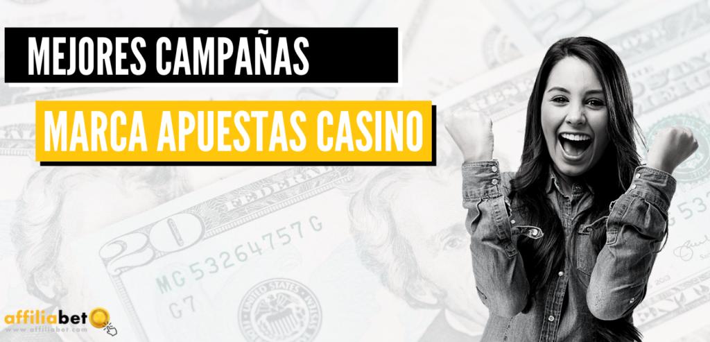 Las mejores campañas de Apuestas Casino